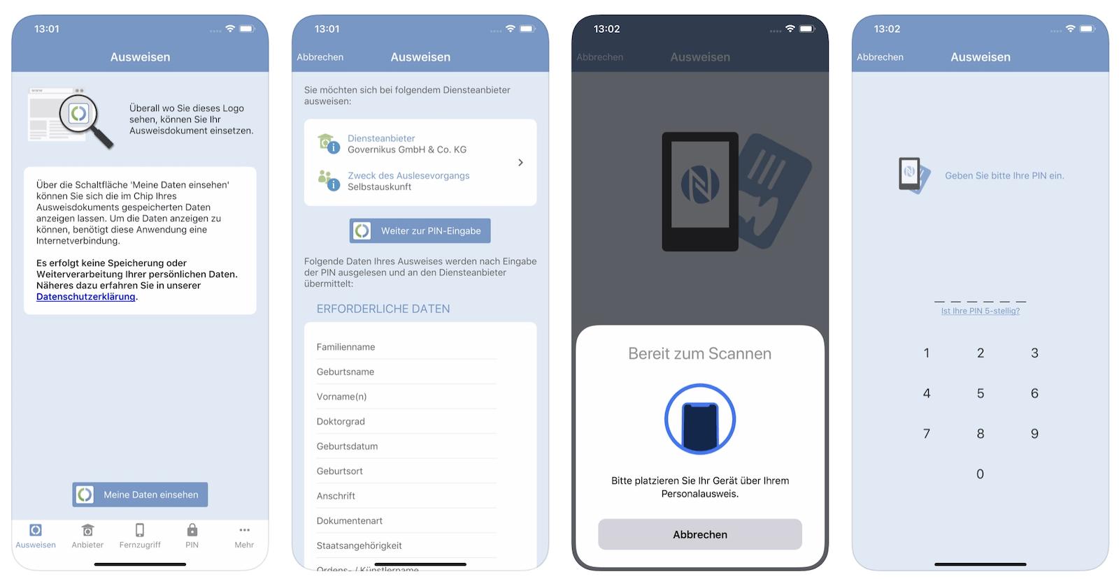 Ausweisapp2 Für Iphone
