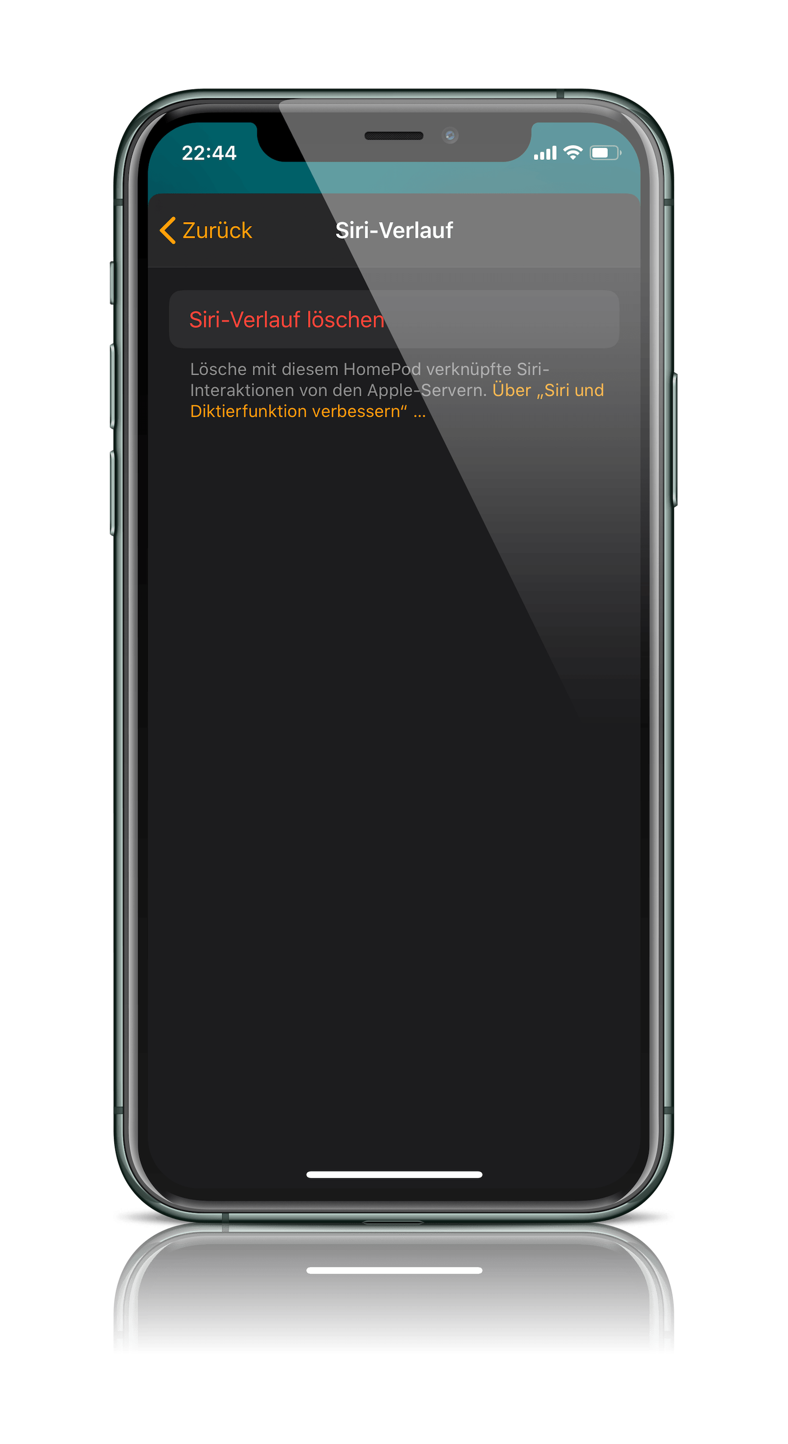 Screenshot: Apfelpatient