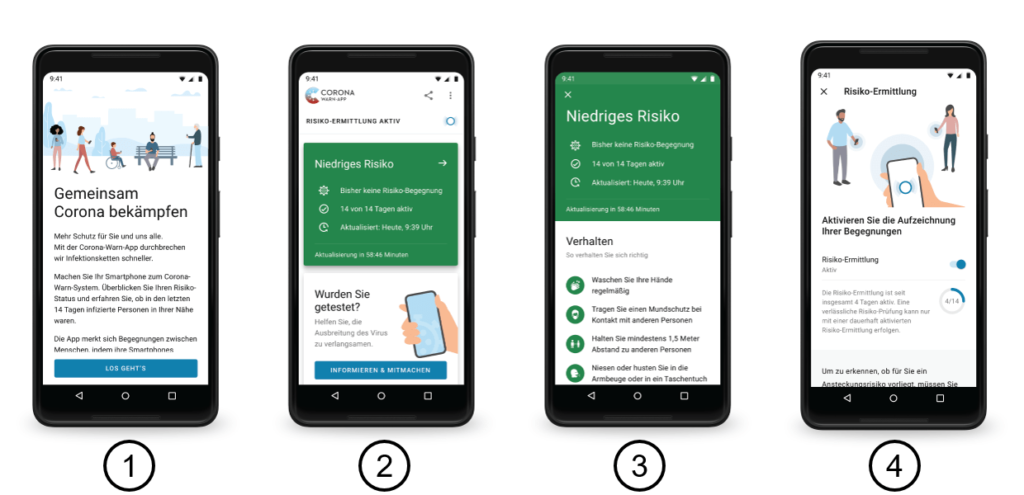 Corona-Warn-App Android
