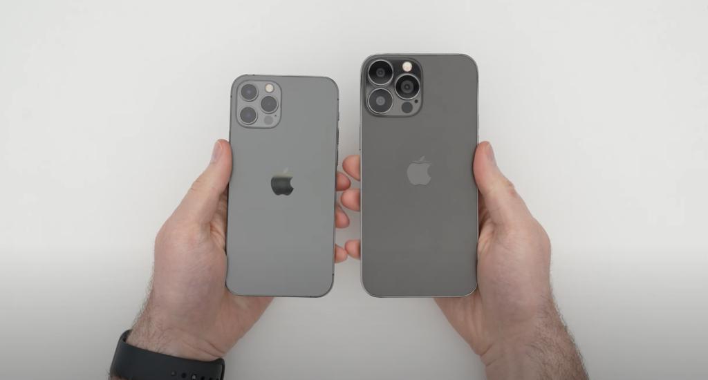 iPhone 13 Pro Max Kamera