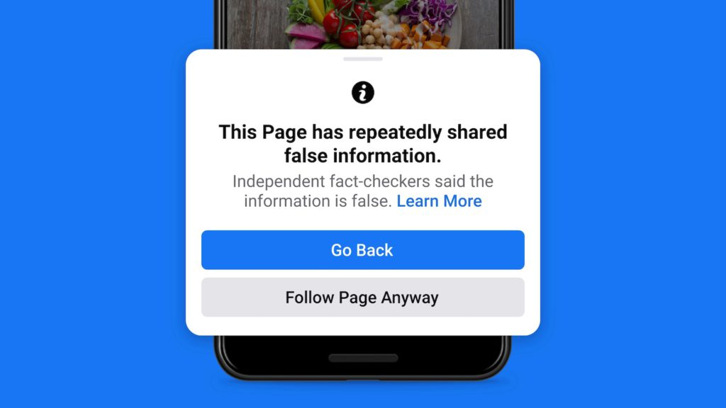 Facebook gegen Fake News