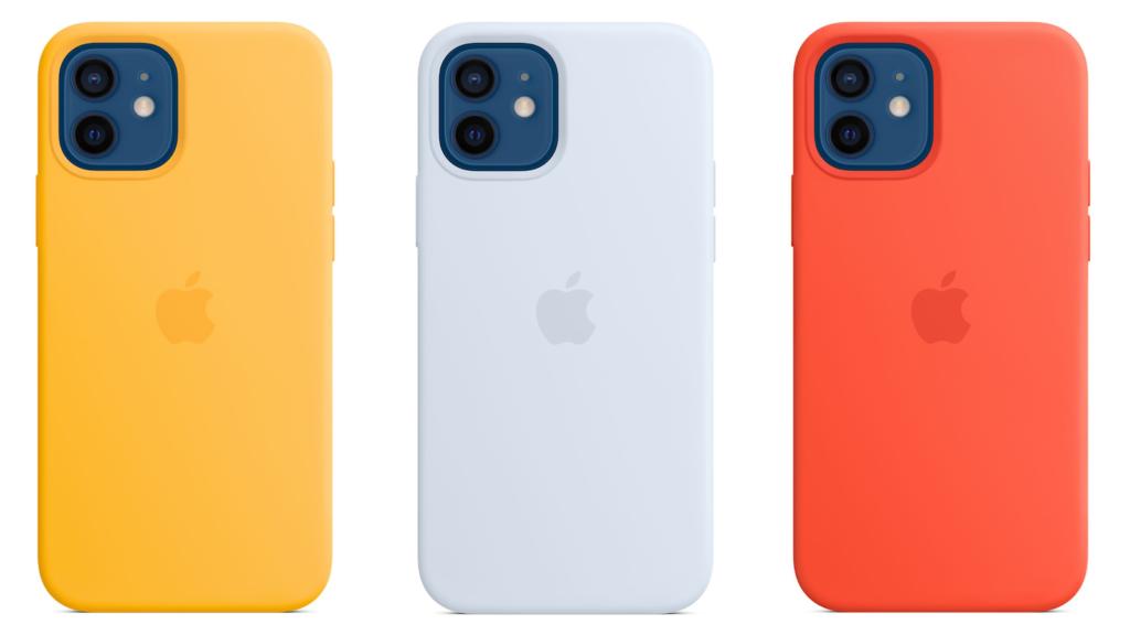 iPhone 12 Silikonhüllen