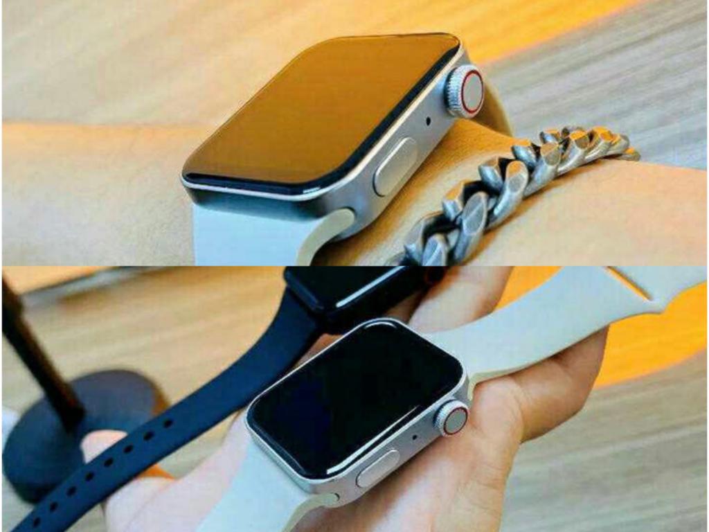 Apple Watch Series 7 Fälschung