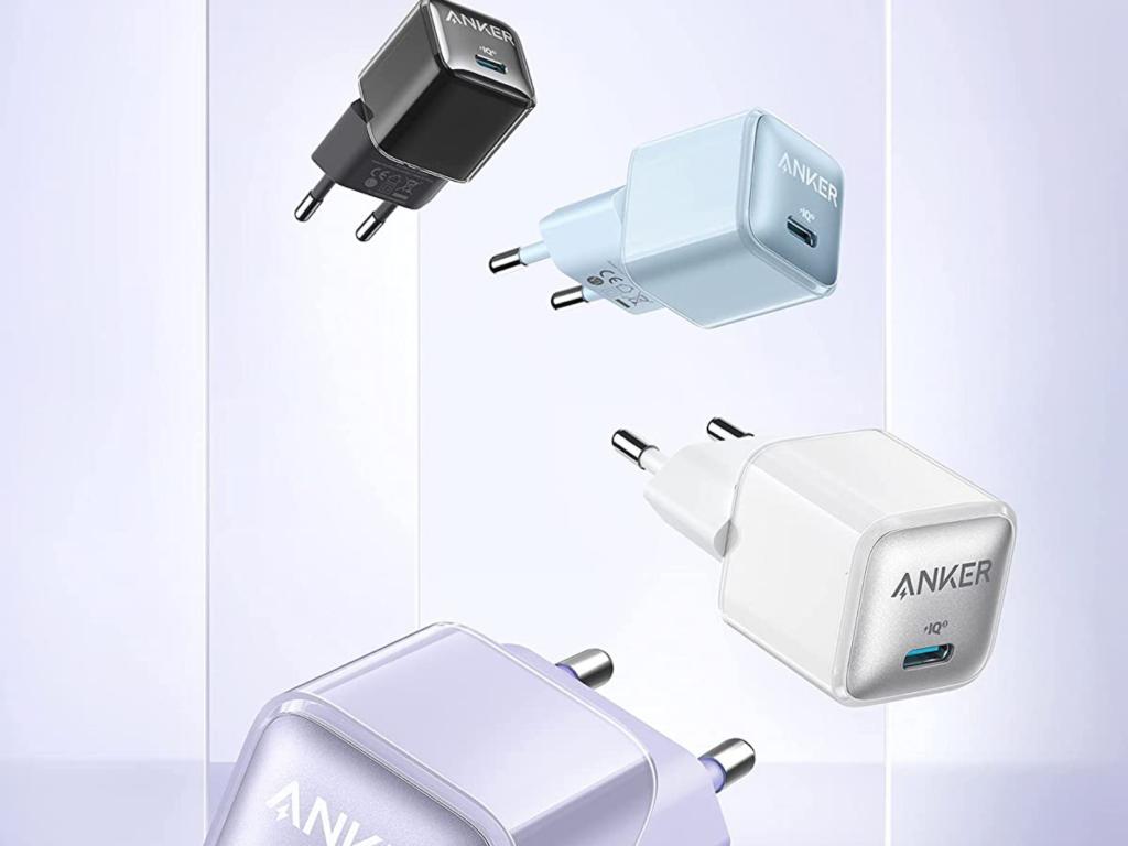 Anker Nano Pro 20W Netzteil