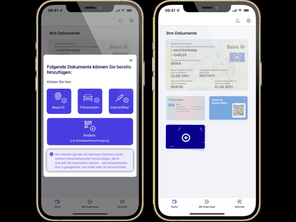 ID Wallet App Führerschein im iPhone speichern