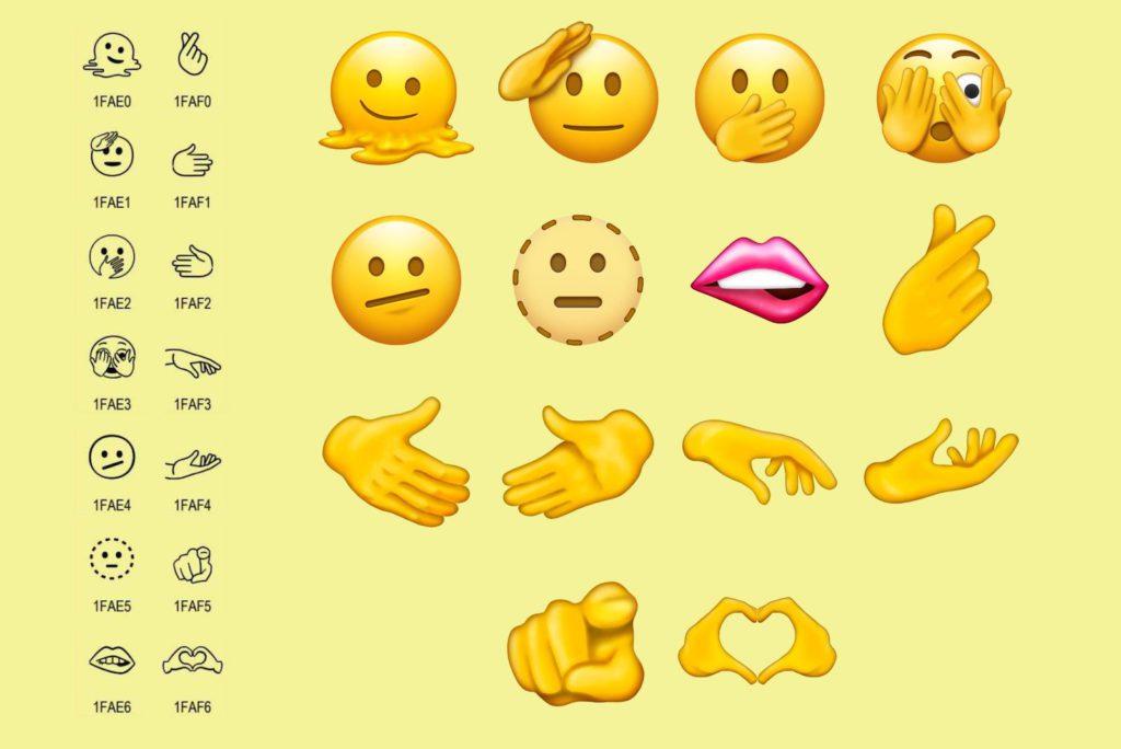 Emoji 14 Update