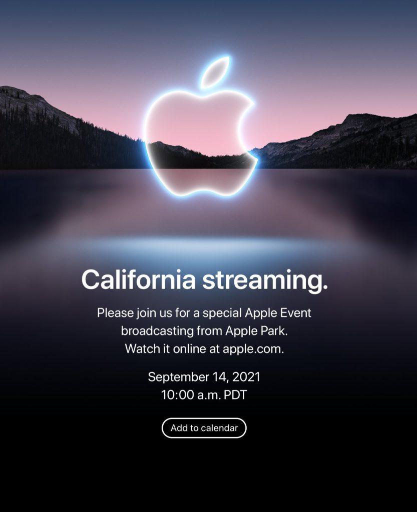 """California streaming""-Event"