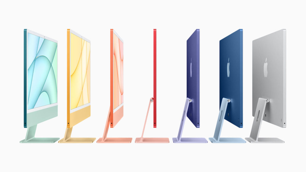 "iMac 24"" Farben"