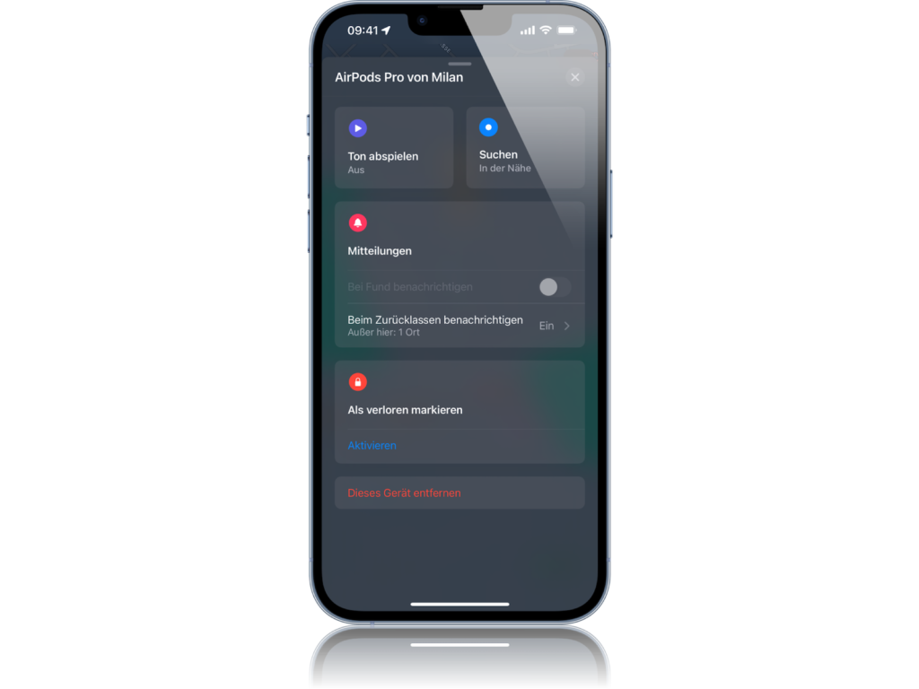 "AirPods Pro & AirPods Max: Apple rollt ""Find My""-Funktionen aus"