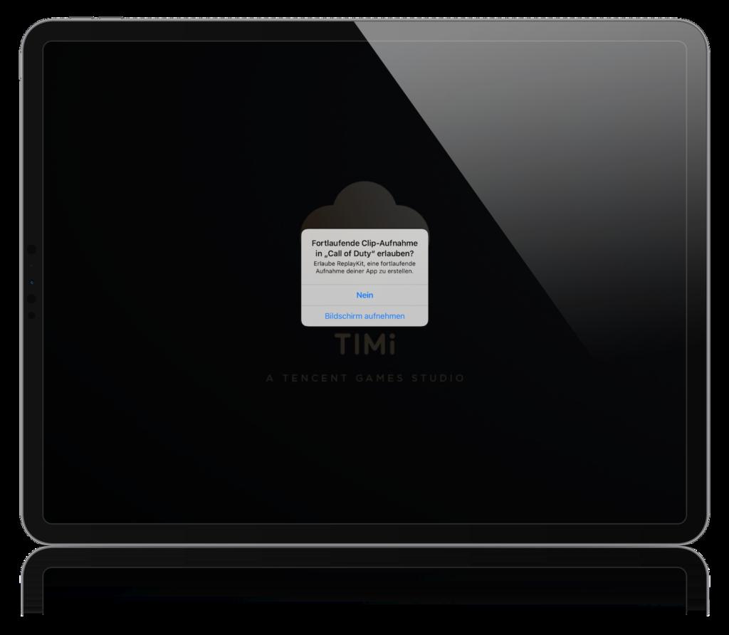 iOS 15 & iPadOS 15 Gameplay: Die letzten 15 Sekunden aufnehmen